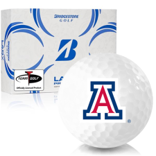 Bridgestone Lady Precept Arizona Wildcats Golf Ball