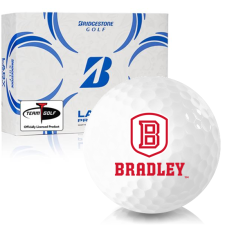 Bridgestone Lady Precept Bradley Braves Golf Ball