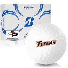 Bridgestone Lady Precept Cal State Fullerton Titans Golf Ball