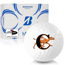 Bridgestone Lady Precept Campbell Fighting Camels Golf Ball