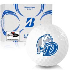 Bridgestone Lady Precept Drake Bulldogs Golf Ball