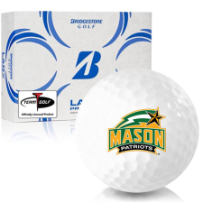 Bridgestone Lady Precept George Mason Patriots Golf Ball