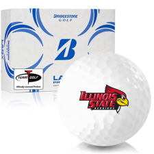 Bridgestone Lady Precept Illinois State Redbirds Golf Ball
