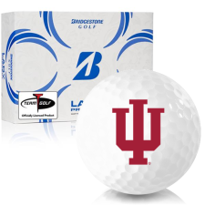 Bridgestone Lady Precept Indiana Hoosiers Golf Ball