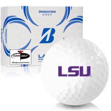 Bridgestone Lady Precept LSU Tigers Golf Ball