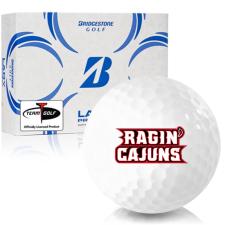 Bridgestone Lady Precept Louisiana Ragin' Cajuns Golf Ball