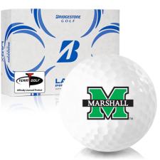 Bridgestone Lady Precept Marshall Thundering Herd Golf Ball