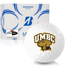 Bridgestone Lady Precept Maryland Baltimore County Retrievers Golf Ball