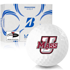 Bridgestone Lady Precept UMass Minutemen Golf Ball