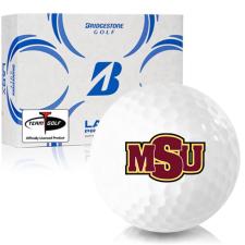 Bridgestone Lady Precept Midwestern State Mustangs Golf Ball