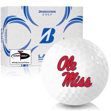 Bridgestone Lady Precept Ole Miss Rebels Golf Ball