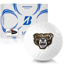 Bridgestone Lady Precept Oakland Golden Grizzlies Golf Ball