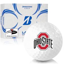 Bridgestone Lady Precept Ohio State Buckeyes Golf Ball