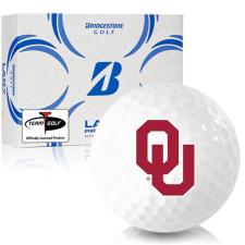 Bridgestone Lady Precept Oklahoma Sooners Golf Ball