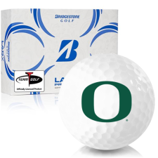Bridgestone Lady Precept Oregon Ducks Golf Ball