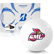 Bridgestone Lady Precept Saint Mary's of Minnesota Cardinals Golf Ball