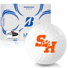 Bridgestone Lady Precept Sam Houston State Bearkats Golf Ball