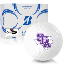 Bridgestone Lady Precept Stephen F. Austin Lumberjacks Golf Ball