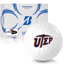 Bridgestone Lady Precept Texas El Paso Miners Golf Ball