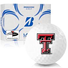 Bridgestone Lady Precept Texas Tech Red Raiders Golf Ball