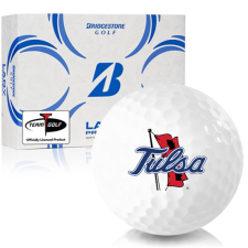 Bridgestone Lady Precept Tulsa Golden Hurricane Golf Ball