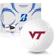 Bridgestone Lady Precept Virginia Tech Hokies Golf Ball