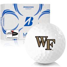 Bridgestone Lady Precept Wake Forest Demon Deacons Golf Ball