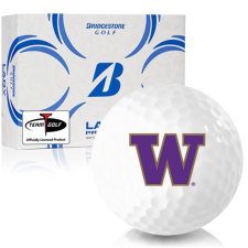Bridgestone Lady Precept Washington Huskies Golf Ball