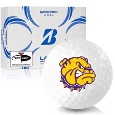 Bridgestone Lady Precept Western Illinois Leathernecks Golf Ball