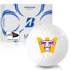 Bridgestone Lady Precept Williams College Ephs Golf Ball