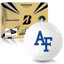 Bridgestone e12 Contact Air Force Falcons Golf Balls