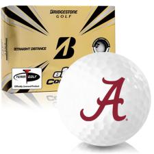 Bridgestone e12 Contact Alabama Crimson Tide Golf Balls