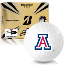 Bridgestone e12 Contact Arizona Wildcats Golf Balls