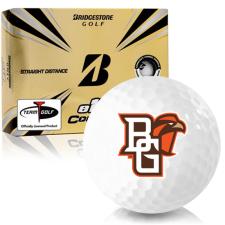 Bridgestone e12 Contact Bowling Green Falcons Golf Balls