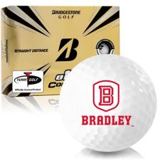 Bridgestone e12 Contact Bradley Braves Golf Balls
