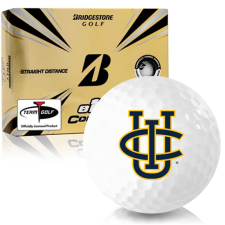 Bridgestone e12 Contact Cal Irvine Anteaters Golf Balls