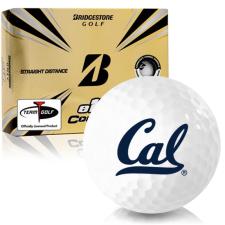 Bridgestone e12 Contact California Golden Bears Golf Balls