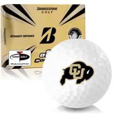 Bridgestone e12 Contact Colorado Buffaloes Golf Balls
