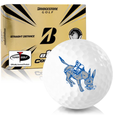 Bridgestone e12 Contact Colorado School of Mines Orediggers Golf Balls