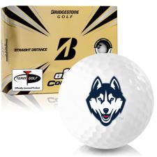 Bridgestone e12 Contact UConn Huskies Golf Balls