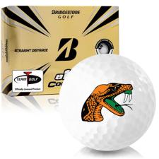 Bridgestone e12 Contact Florida A&M Rattlers Golf Balls