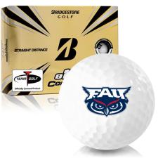 Bridgestone e12 Contact Florida Atlantic Owls Golf Balls