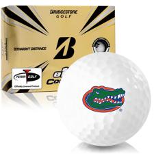 Bridgestone e12 Contact Florida Gators Golf Balls