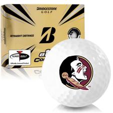 Bridgestone e12 Contact Florida State Seminoles Golf Balls