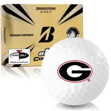 Bridgestone e12 Contact Georgia Bulldogs Golf Balls
