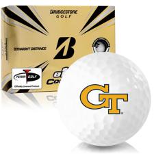 Bridgestone e12 Contact Georgia Tech Golf Balls