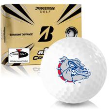 Bridgestone e12 Contact Gonzaga Bulldogs Golf Balls