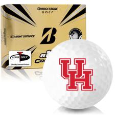 Bridgestone e12 Contact Houston Cougars Golf Balls