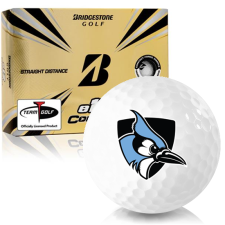 Bridgestone e12 Contact Johns Hopkins Blue Jays Golf Balls