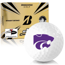 Bridgestone e12 Contact Kansas State Wildcats Golf Balls